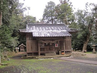玖潭神社(くたみじんじゃ)